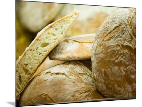 Fresh Bread, Trogir, Croatia-Russell Young-Mounted Photographic Print