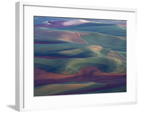 Steptoe Butte State Park, Washington, USA,-Gavriel Jecan-Framed Art Print