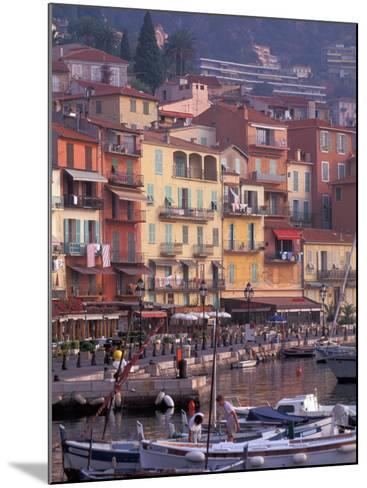 Villefranche, Cote D'Azur, France-Nik Wheeler-Mounted Photographic Print