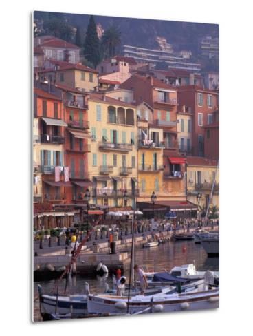Villefranche, Cote D'Azur, France-Nik Wheeler-Metal Print