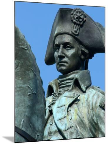 Statue of General George Washington, Washington DC, USA-Lisa S^ Engelbrecht-Mounted Photographic Print
