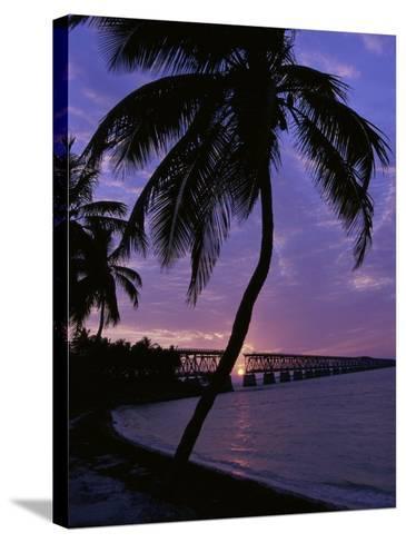 Bahia Honda State Park, Florida, USA--Stretched Canvas Print