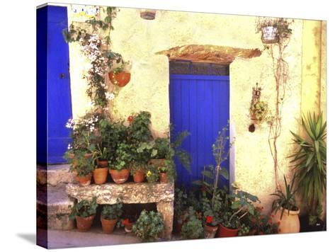 La Cadiere D'Azur Provence, France--Stretched Canvas Print