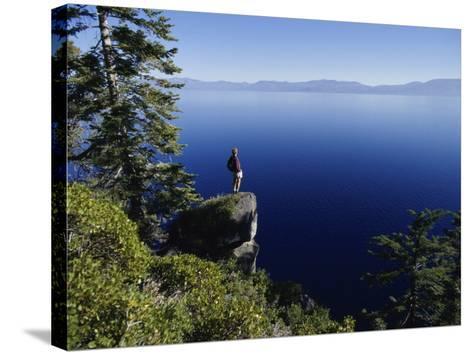 Lake Tahoe, USA--Stretched Canvas Print