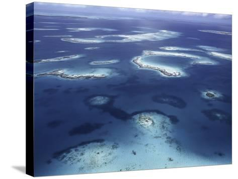 Los Roques, Venezuela--Stretched Canvas Print