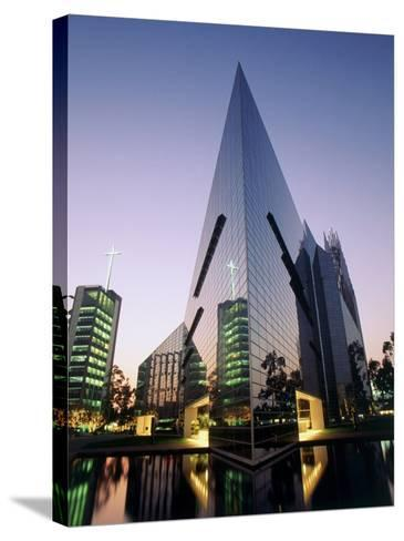 Crystal Cathedral, Garden Grove, California, USA--Stretched Canvas Print