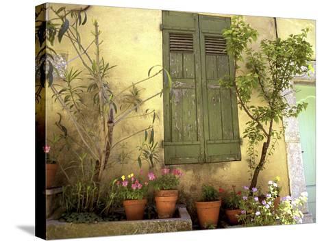 La Cadiere D'Azur, France--Stretched Canvas Print