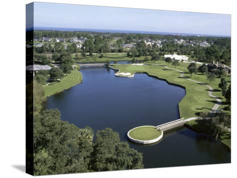 The Plantation Country Club, Jacksonville, Florida--Stretched Canvas Print