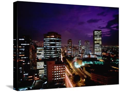 Bogota, Colombia--Stretched Canvas Print
