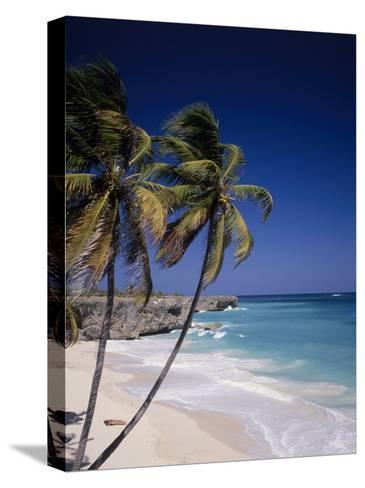 Bottom Bay, Barbados--Stretched Canvas Print