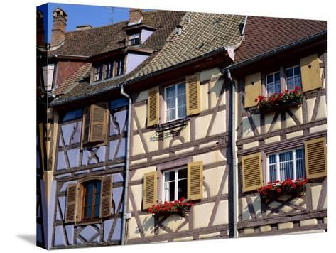 Colmar Alsace, France--Stretched Canvas Print