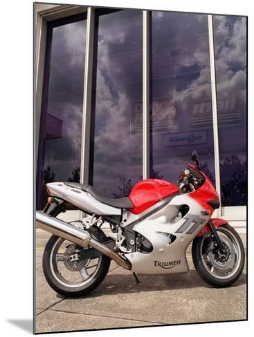 Triumph TT 600 CC Motorcycle Road Record, July 2000--Mounted Photographic Print