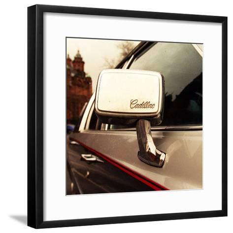 Me and My Cadillac, December 1999--Framed Art Print