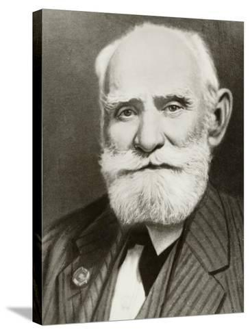 Ivan Petrovich Pavlov Russian Physiologist--Stretched Canvas Print