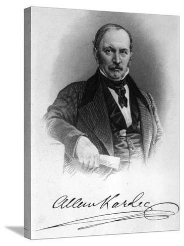 Allan Kardec--Stretched Canvas Print