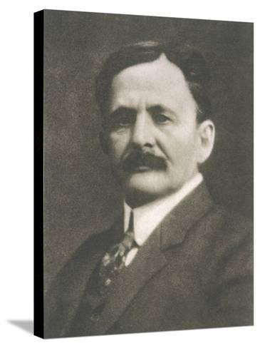 Albert Abraham Michelson American Physicist Born in Prussia--Stretched Canvas Print