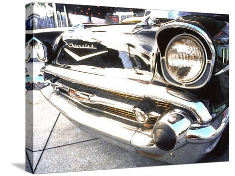 Classic 1957 Chevy-Bill Bachmann-Stretched Canvas Print