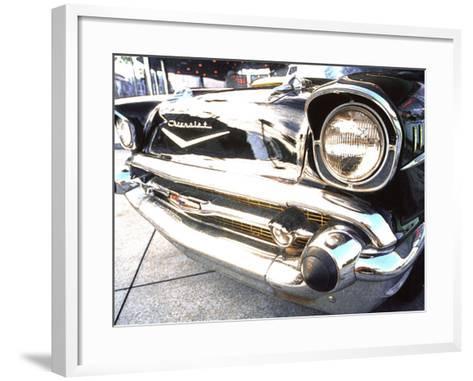 Classic 1957 Chevy-Bill Bachmann-Framed Art Print