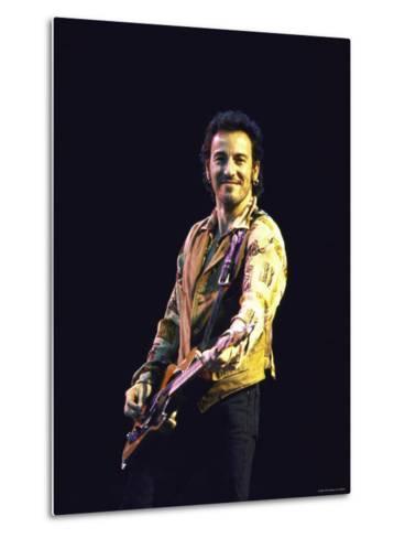 Bruce Springsteen--Metal Print