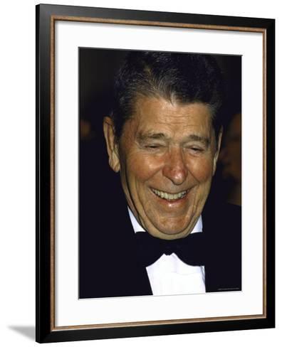 Ronald Reagan-Kevin Winter-Framed Art Print