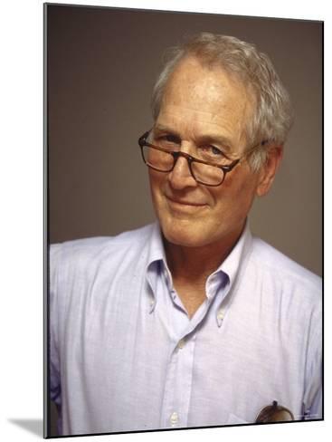 Paul Newman--Mounted Premium Photographic Print