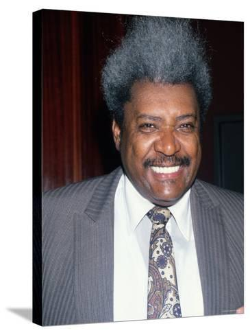Don King--Stretched Canvas Print
