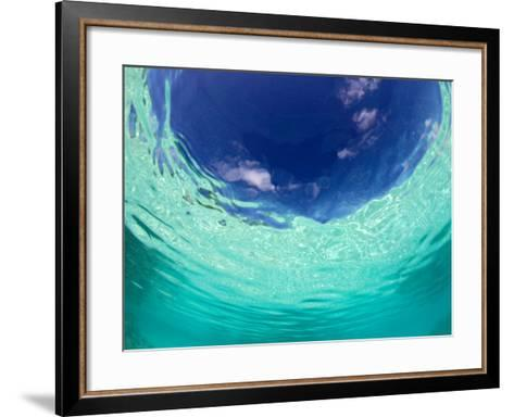 Le Maitai Dream Fakarava Resort, Fakarava, Tuamotus, French Polynesia-Michele Westmorland-Framed Art Print