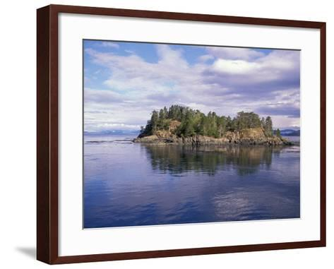 Queen Charlotte Island Scenic, British Columbia, Canada-Stuart Westmoreland-Framed Art Print