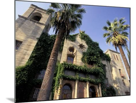 Municipal Auditorium, Riverside, California, USA-Nik Wheeler-Mounted Photographic Print