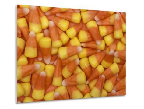 Candy Corn, Washington, USA-Jamie & Judy Wild-Metal Print