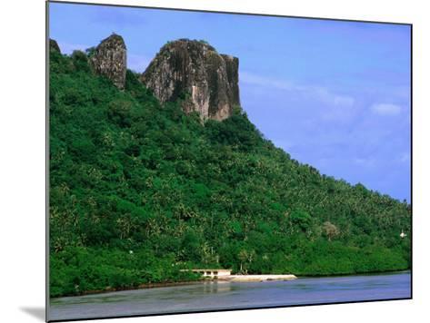 Sokehs Ridge, Micronesia-John Elk III-Mounted Photographic Print
