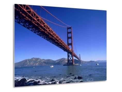 Golden Gate Bridge, San Francisco, CA-Robert Houser-Metal Print