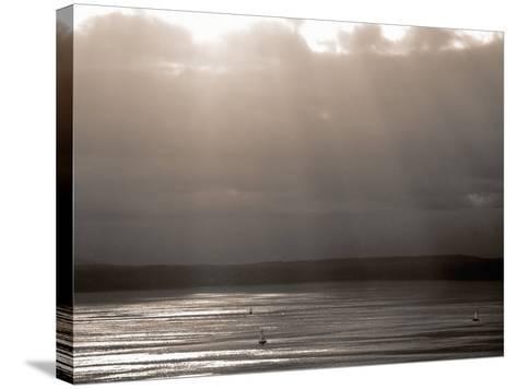 Puget Sound, Washington, USA--Stretched Canvas Print