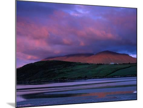 Stadbally and Bernoskee Mountains Seen from Clogbane, Dingle, Ireland-Gareth McCormack-Mounted Photographic Print