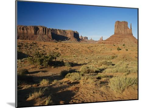 Sunset on Towers-Rich Reid-Mounted Photographic Print