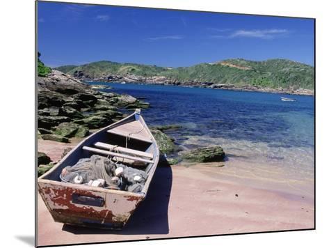 Forno Beach, Brazil-Silvestre Machado-Mounted Photographic Print