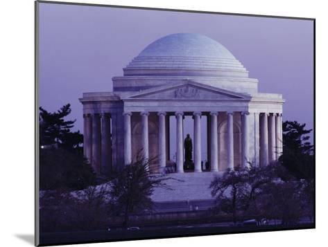 Jefferson Memorial, Washington, D.C.-Medford Taylor-Mounted Photographic Print