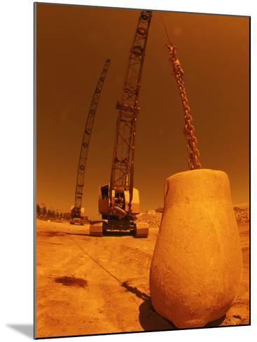 Wrecking Ball-David Wasserman-Mounted Photographic Print