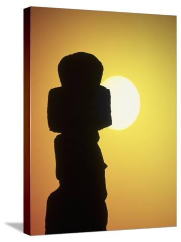 Easter Island, Chile-Angelo Cavalli-Stretched Canvas Print