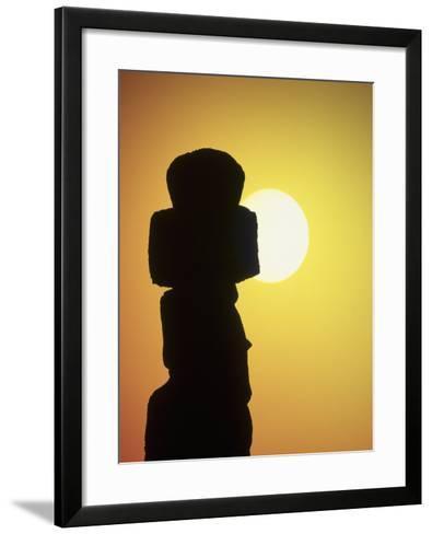 Easter Island, Chile-Angelo Cavalli-Framed Art Print