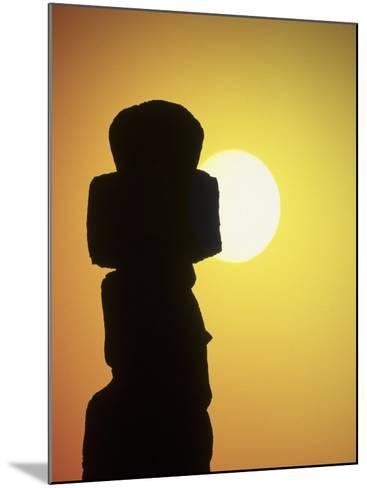 Easter Island, Chile-Angelo Cavalli-Mounted Photographic Print