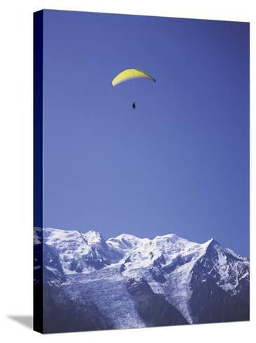 Chamonix-Mont-Blanc, France--Stretched Canvas Print