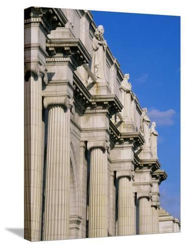 Union Station, Washington, D.C., USA--Stretched Canvas Print