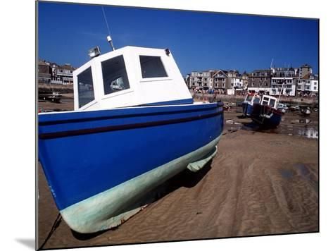 St. Ives in Cornwall--Mounted Photographic Print