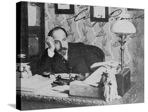 Luigi Pirandello Nobel--Stretched Canvas Print