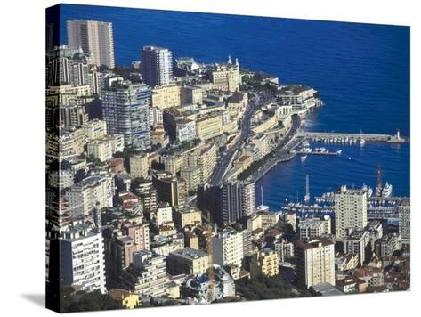Monte Carlo, Monaco-Philippe Poulet-Stretched Canvas Print