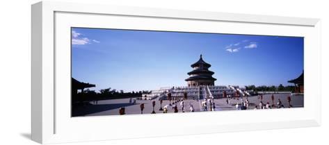 Temple of Heaven Beijing China--Framed Art Print