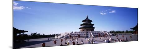 Temple of Heaven Beijing China--Mounted Photographic Print