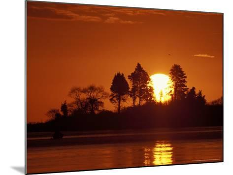 Sunrise over Odiorne Point, New Hampshire, USA-Jerry & Marcy Monkman-Mounted Photographic Print