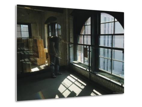 The Window from Which Lee Harvey Oswald Shot President John F. Kennedy-Richard Nowitz-Metal Print